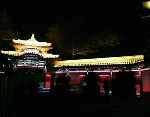 西安兴庆宫公园