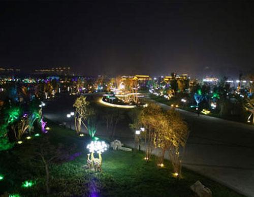 山东泰安主题公园