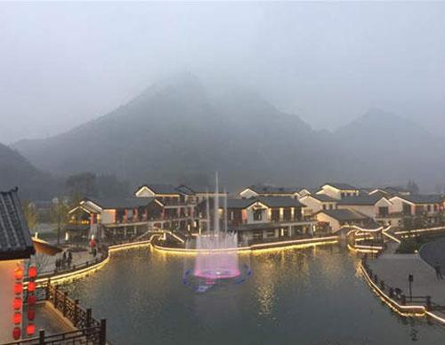 河北唐山青松岭度假区