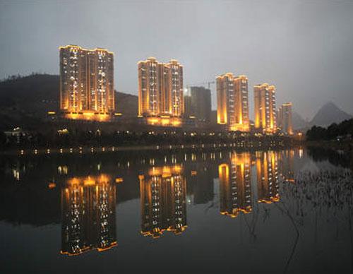 六盘水水河城